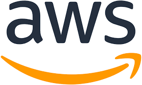 logo de aws cloud